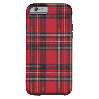 Royal Stewart Tartan Tough iPhone 6 Case