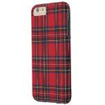 Royal Stewart Tartan Tough iPhone 6 Plus Case