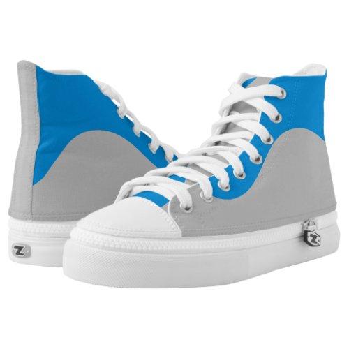 Royal Sting Wave II Designer Hi-Top Sneakers