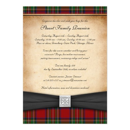 Ideas For Family Reunion Invitations for best invitations design