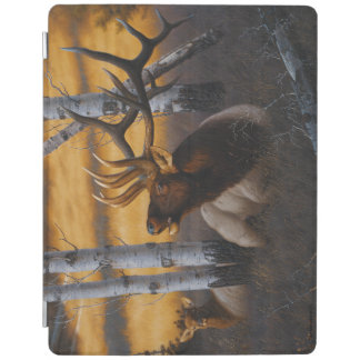 """Royal Summons"" Elk iPad Cover"