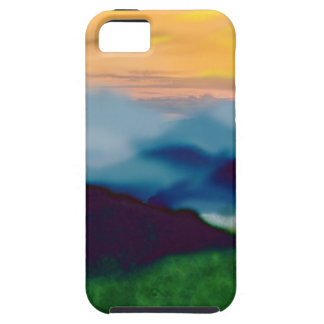 Royal Sunset iPhone SE/5/5s Case