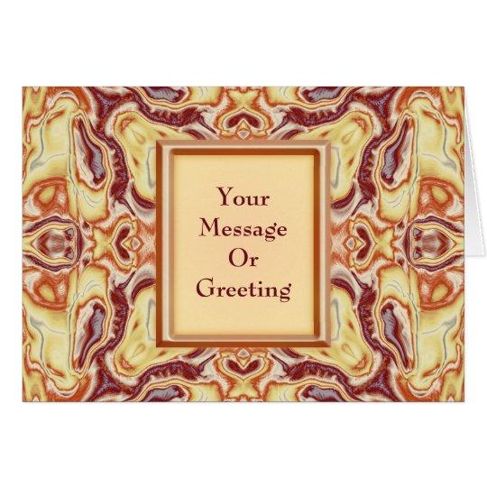 Royal Tapestry Card