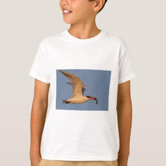 Royal Tern with Fish T-Shirt