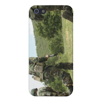 Royal Thai Marines rush forward to secure the s Case For iPhone SE/5/5s