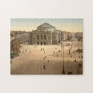 Royal Theatre, Copenhagen, Denmark Puzzle