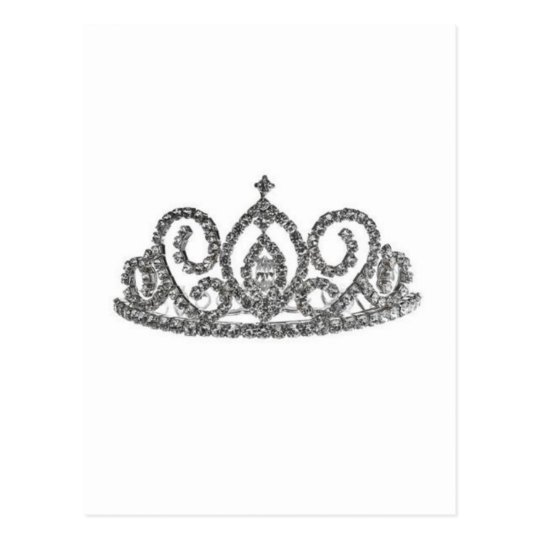 Royal Tiara Gifts Postcard