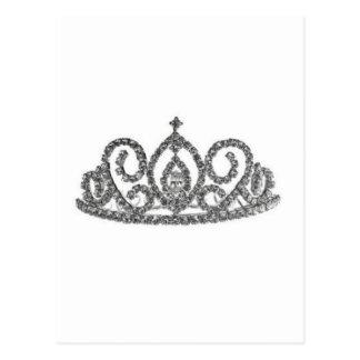 Royal Tiara Gifts Postcards