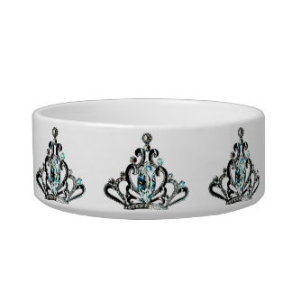 Royal Tiara Pet Bowl