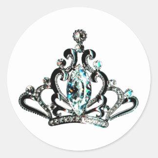Royal Tiara Stickers