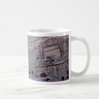 Royal Tomb Complex, Petra, Jordan Mugs