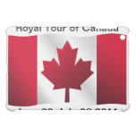 Royal Tour of Canada Cover For The iPad Mini
