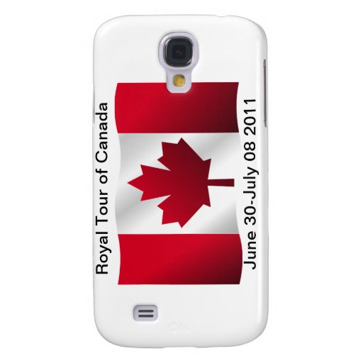 Royal Tour of Canada Samsung Galaxy S4 Covers