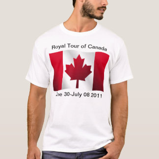 Royal Tour of Canada T-Shirt