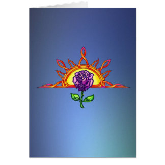 Royal Tudor s Sunrise Greeting Cards
