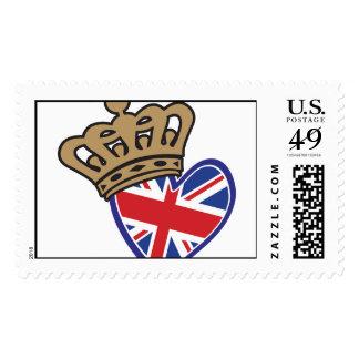 Royal UK Love Postage