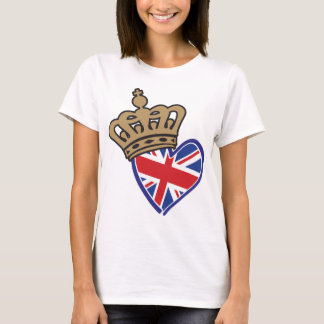 Royal UK Love T-Shirt