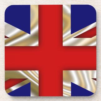 Royal Union Flag - Great Britain Beverage Coaster