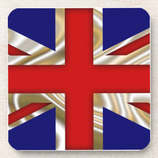 Royal Union Flag - Great Britain Beverage Coaster