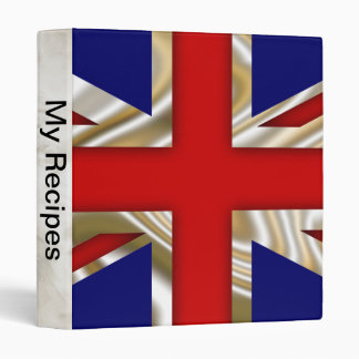 Royal Union Flag - Great Britain Binder