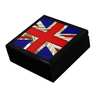 Royal Union Flag - Great Britain Gift Boxes
