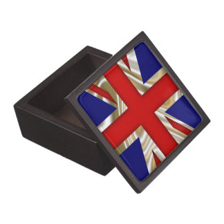Royal Union Flag - Great Britain Premium Gift Boxes
