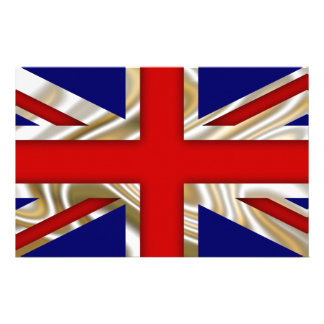Royal Union Flag - Great Britain Stationery