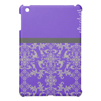 Royal Vintage Damask iPad Case