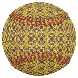 Royal  Vintage Kaleidoscope Softball