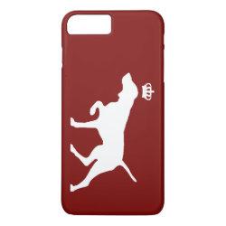 Case-Mate Tough iPhone 7 Plus Case with Vizsla Phone Cases design