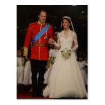 royal wedding はがき