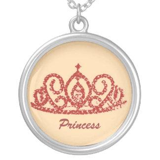Royal Wedding/Bride's Tiara Custom Necklace