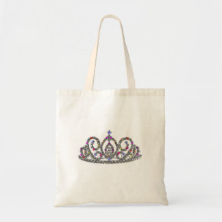 Royal Wedding/Bride's Tiara Tote Bag