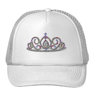 Royal Wedding/Bride's Tiara Trucker Hats