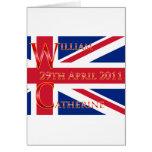 Royal Wedding Cards