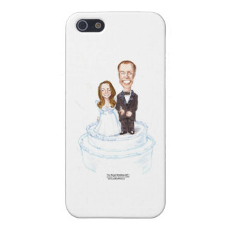 Royal Wedding Catherine &William Gifts Etc. Cover For iPhone 5
