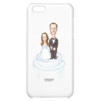 Royal Wedding Catherine &William Gifts Etc. iPhone 5C Cover