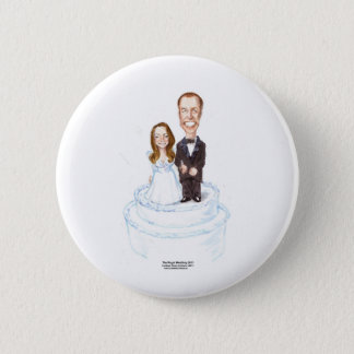 Royal Wedding Catherine &William Gifts Tees Etc. Button