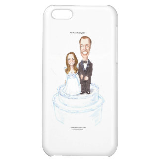 Royal Wedding Cathrine & William Gifts Mugs Case For iPhone 5C