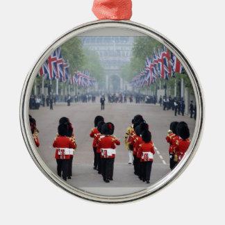 Royal Wedding Christmas Ornament