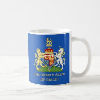 Royal Wedding Classic White Coffee Mug