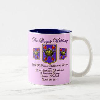 Royal Wedding Commemorative Tshirts, Mugs