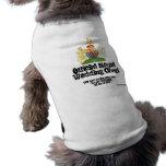 Royal Wedding Corgi Coat - Rock star dog Pet Tee