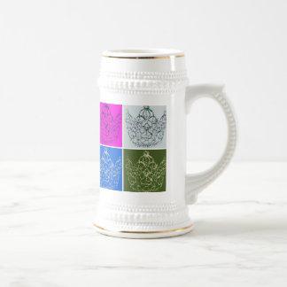 Royal Wedding/Crown Beer Stein