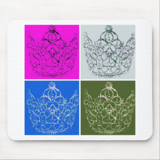 Royal Wedding/Crown Mouse Pad