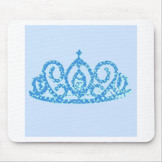 Royal Wedding Crown/Tiara Mouse Pad