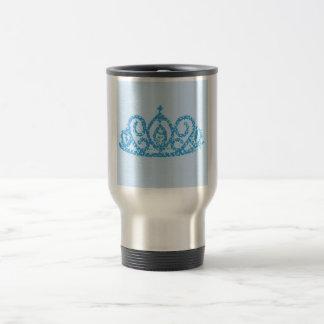 Royal Wedding Crown/Tiara Mug