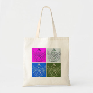Royal Wedding/Crown Tote Bag