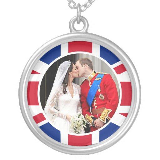 Royal Wedding Custom Necklace