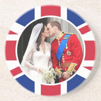 Royal Wedding Drink Coaster